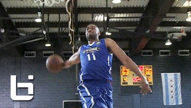 Jabari Parker GOES OFF In 3OT Chi League Pro Am Game! Full Highlights