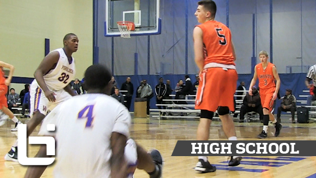 Future WVU court general Jordan McCabe Breaking Ankles, Dropping Dimes! New Ballislife Mixtape