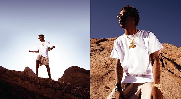 Rich the Kid x Jordan Brand 'Solefly' Collection