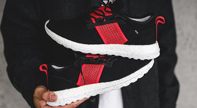 adidas x Livestock Canada Collab on Pure Boost Silhouette