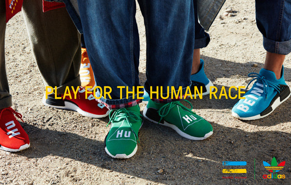 adidas Originals Officially Teases Upcoming Pharrell Hu. NMD