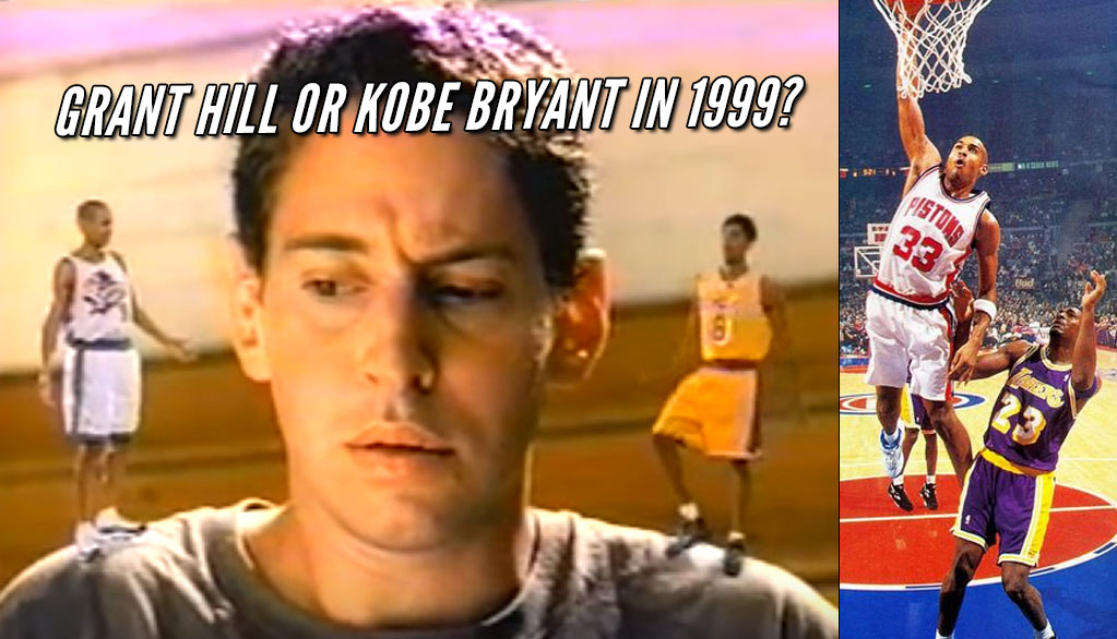 Phil Jackson Said He Thought About Trading Kobe For Grant Hill When Bryant Asked To Be Traded in 99