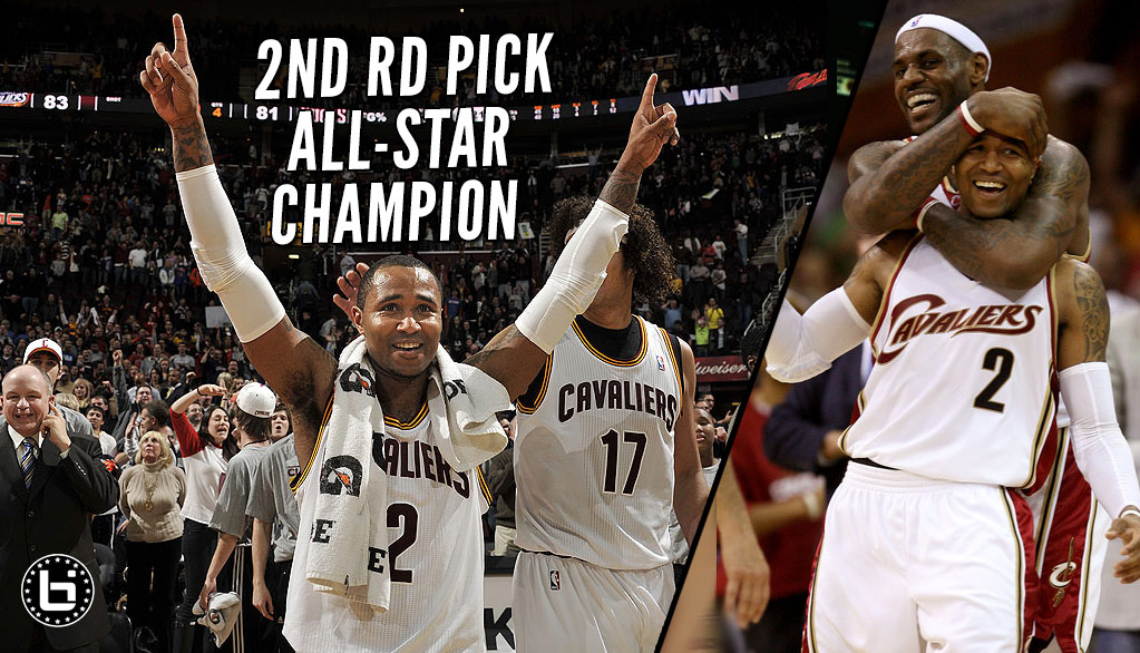 Mo Williams: From 2nd Rd Pick To All-Star To NBA Champion