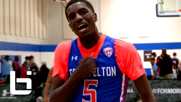 Jalek Felton is UNC's NEXT Point Guard! Official Junior Year Mixtape