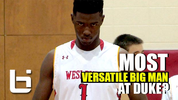 Harry Giles Ultimate Mixtape: Most Versatile Big Man at Duke.. Ever??