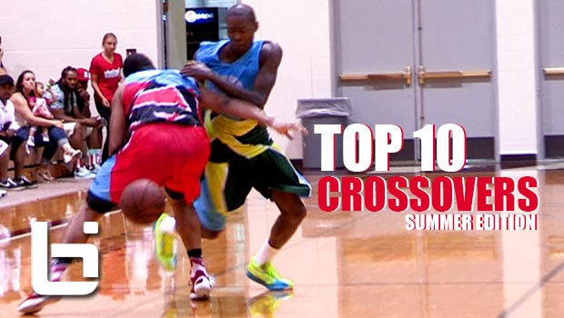Jamal Crawford Top 10 Crossovers Summer Edition!