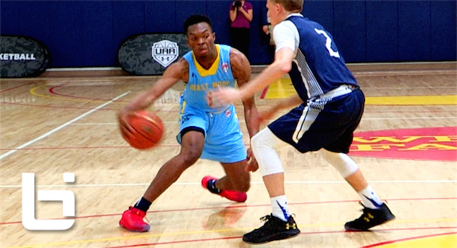 Elite PG Javonte Smart Has a Shifty Game! Summer Mix