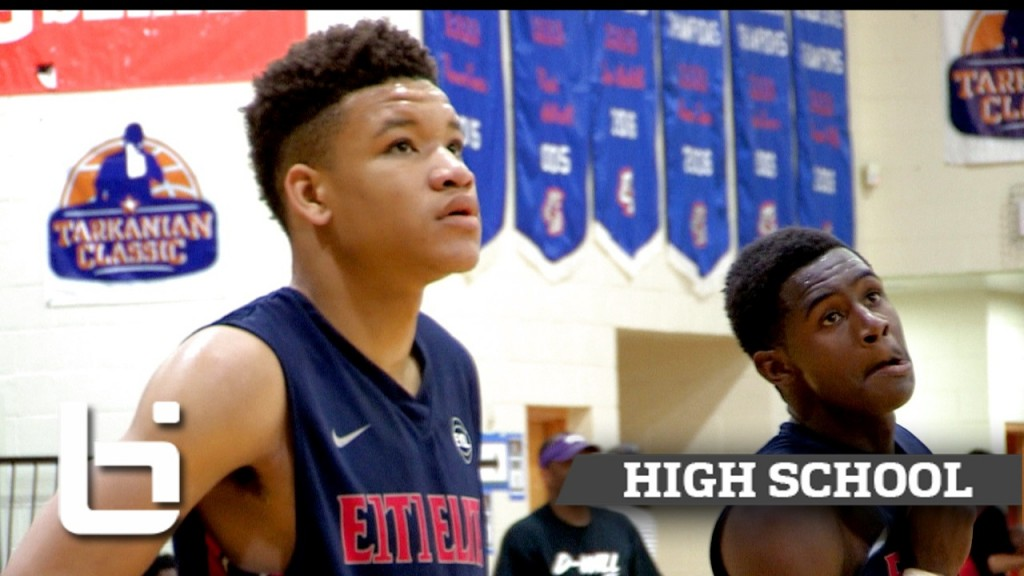 Kevin Knox Jr. is Florida's NEXT Basketball Star! AAU Season Mix