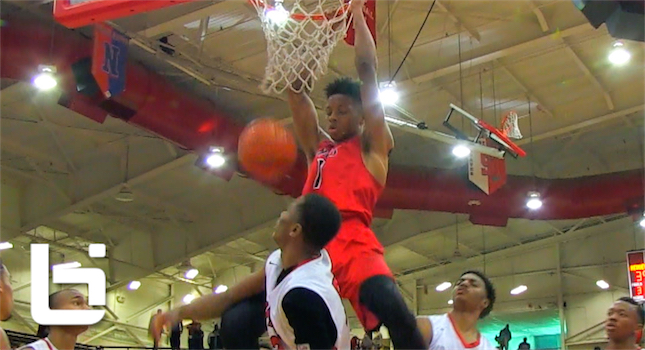 Romeo Langford Is the #1 Shooting Guard In The Nation! Ballislife Summer Mix
