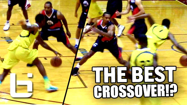 Is This The Nastiest Crossover You've Ever Seen On Ballislife? Tony Wroten Shakes Entire Team
