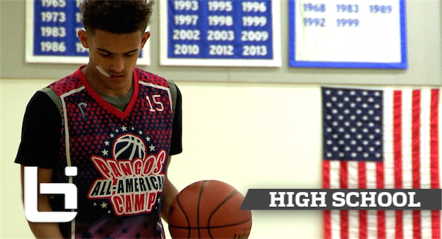 Trae Young Has Steph Curry RANGE! Ultimate Ballislife Mixtape!