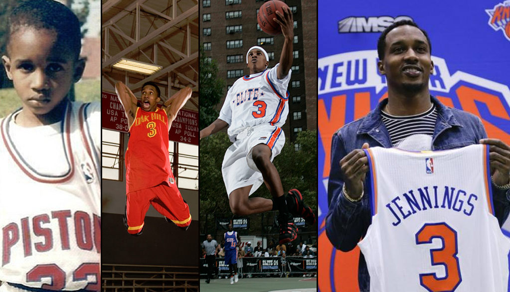 From Compton to New York: Brandon Jennings' Best Plays & Performances