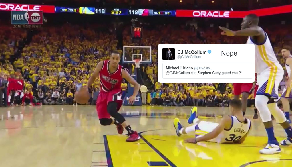 CJ McCollum Twitter Q&A: Best Player, Favorite Highlight & Who Can Guard Him