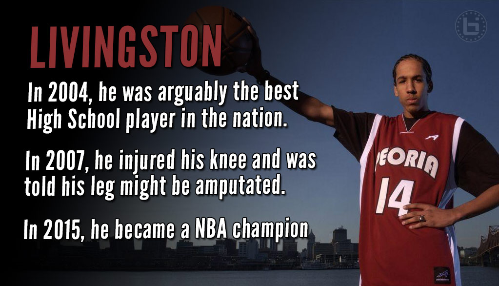 Shaun Livingston's NBA Journey
