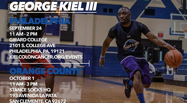 KICK & ROLL OPEN GYM WITH GEORGE KIEL III