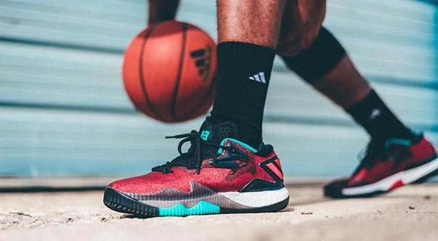 adidas Cooks Up Latest James Harden PE with Ghost Pepper Crazylight 2016  Inbox x