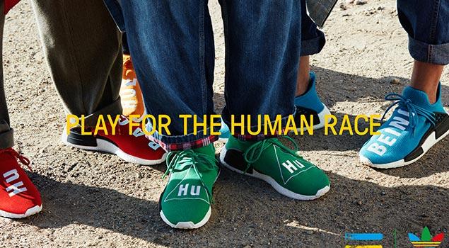 Pharrell x adidas NMD Hu Collection Drops Thursday 9/29/16