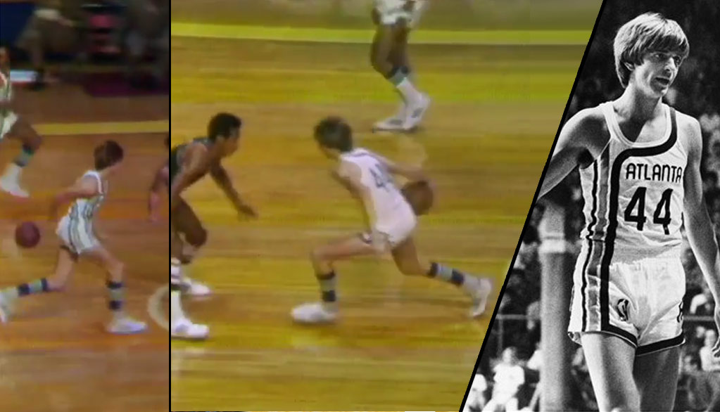 Remembering The Flashy NBA Debut of Pistol Pete Maravich in 1970