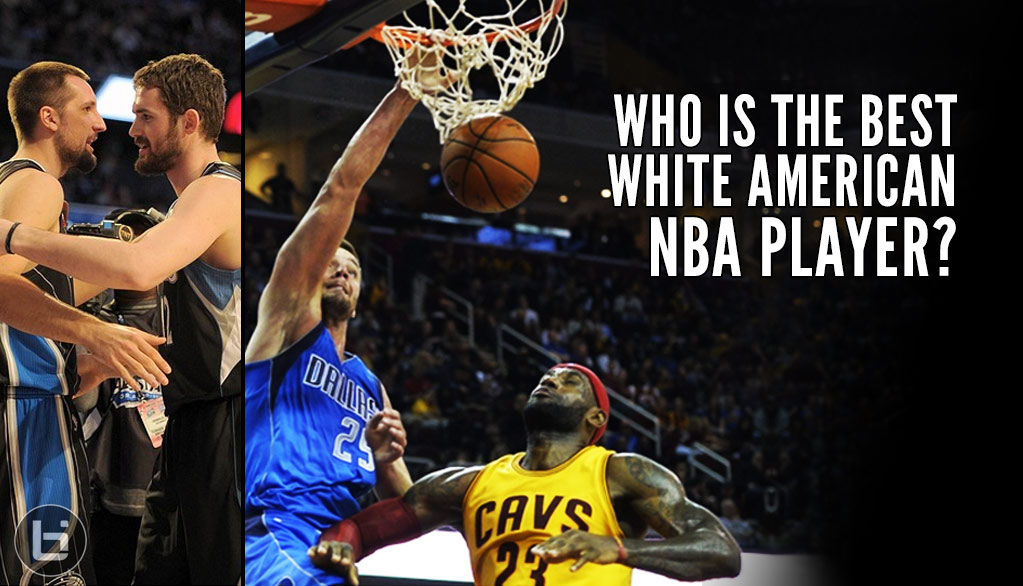 Who Is The Best White American Player In The NBA? Chandler Parsons Picks Himself