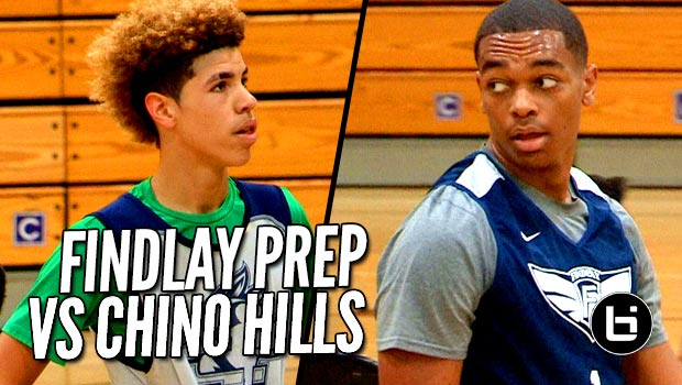 Chino Hills vs Findlay Prep FULL Game Highlights! Two Powerhouses Collide!