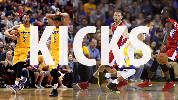 KD & CURRY DEBUT NEW SIGNATURE COLORWAYS IN EXHIBITION GAMES