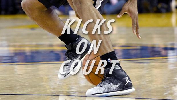 KICKS ON COURT // OPENING DAY