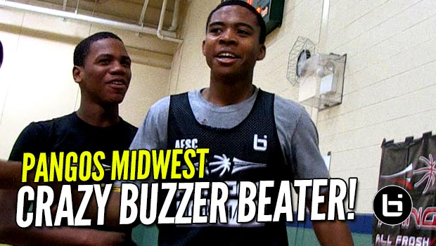 WATCH the CRAZY Ending to Pangos All-Midwest Camp!