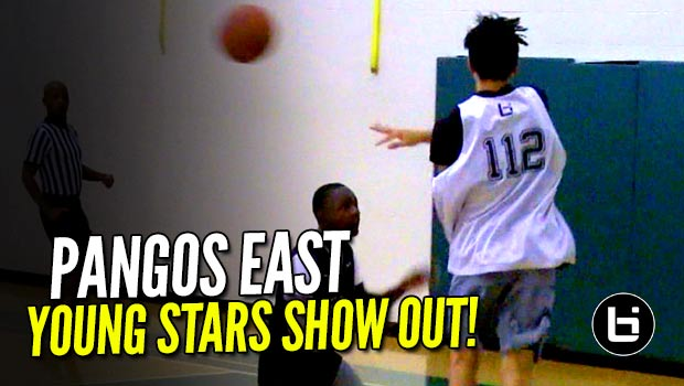 Raw Footage: High-Major Talent EVERYWHERE at Pangos East!