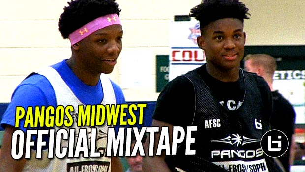 2016 Pangos All-Midwest Frosh/Soph Camp Official Mixtape!