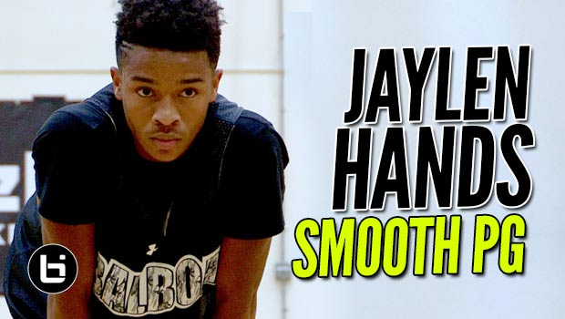 Jaylen Hands Is The TOP Point Guard On The West Coast! Official Mixtape!