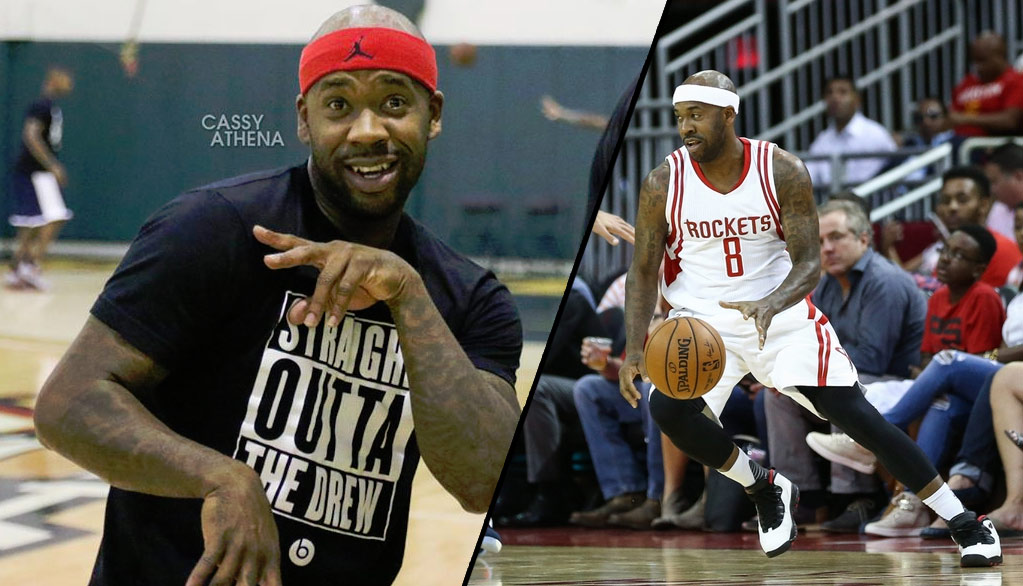 Bobby Brown Makes Houston Rockets Roster. Finally Back In The NBA!