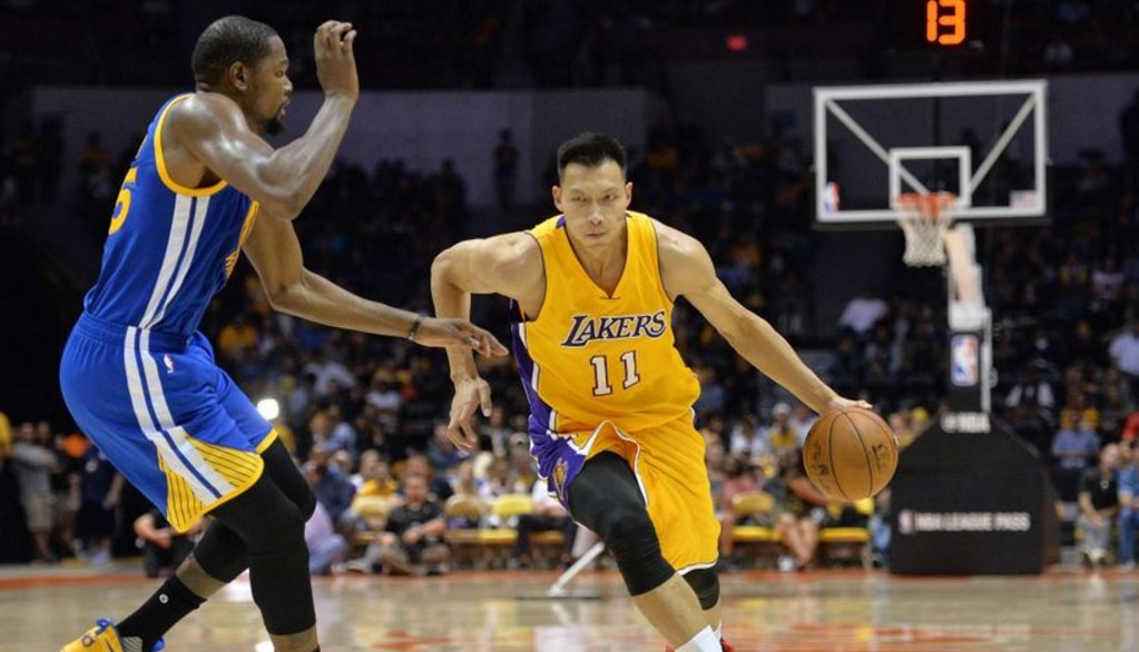 Yi Jianlian Waived By Lakers At His Request