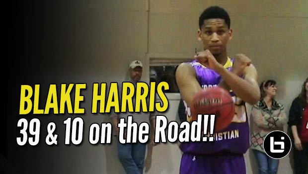 Blake Harris 39 Point 10 Assist Night in Dreamville for the UW Commit!