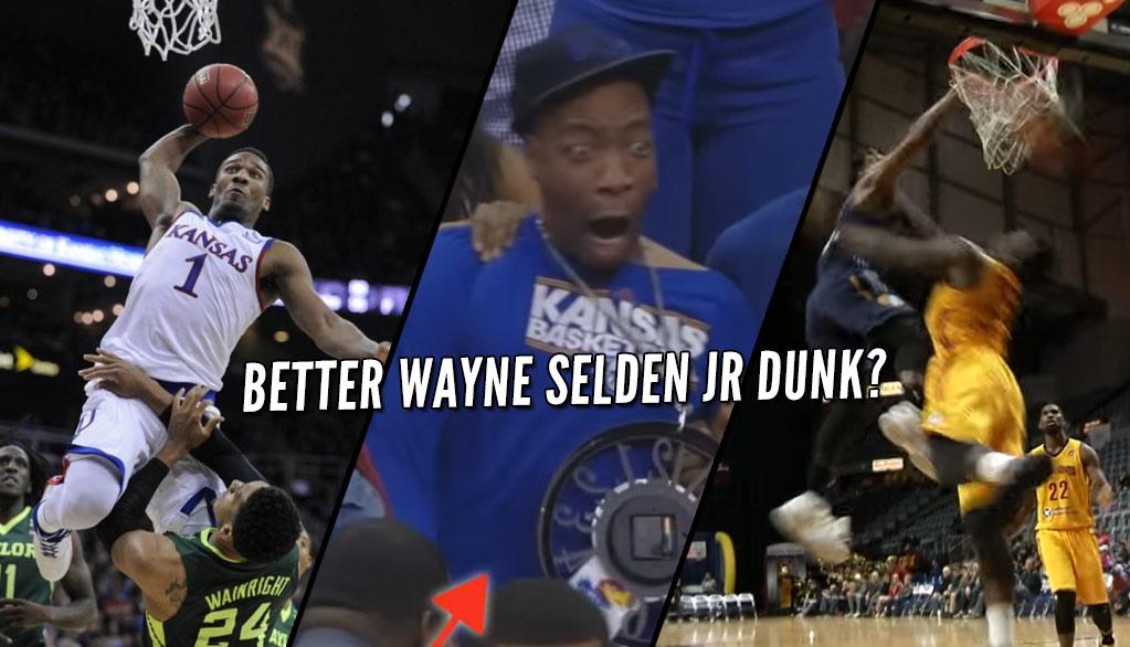 Wayne Selden Jr Has Two Of The Best Dunks Of 2016