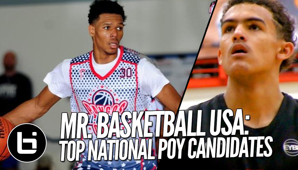HLs & INSIDE Look at Top Mr. Basketball USA Candidates!