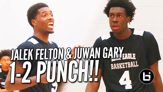 Jalek Felton & Juwan Gary Open Season at SCBA Jamboree! Raw Highlights!