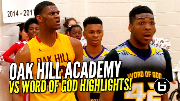 Oak Hill Academy Goes 2-0 at Phenom National Showcase! Fab 50 #1 Team Full Game Highlights!