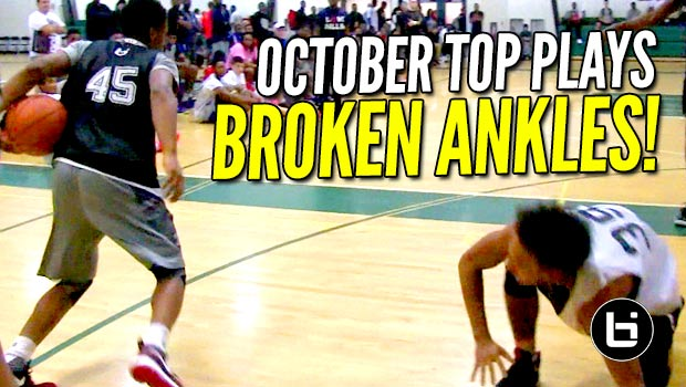 LaMelo Ball Goes Steph Curry Mode + MANY Ankles Broken! October TOP Plays!