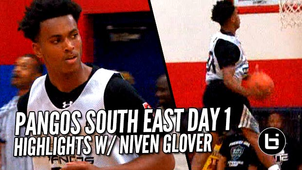 Samuel Griffin SO SMOOTH at Pangos Southeast!