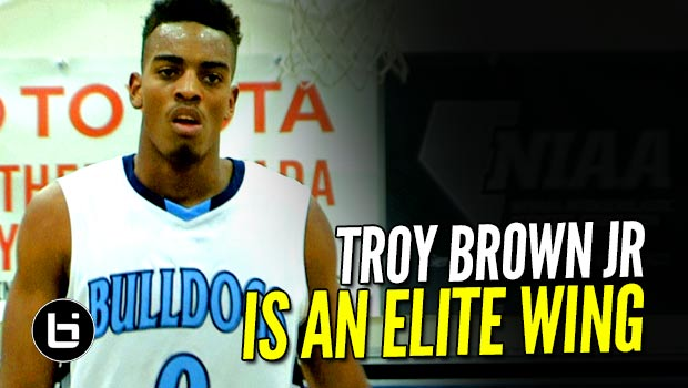 Troy Brown Jr. Is Headed to Oregon! Ultimate Mixtape