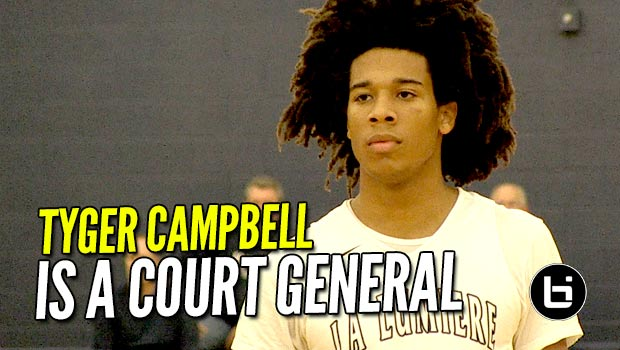 Court General! Tyger Campbell leads #2 La Lumiere to 5-0 Start!