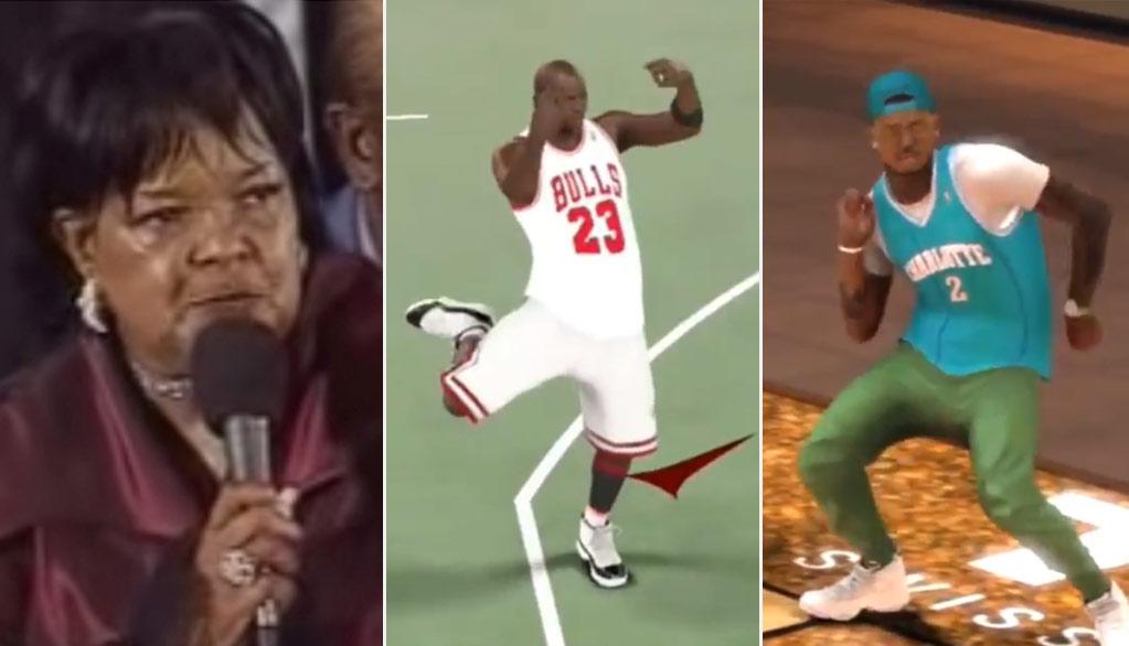 NBA 2k17 U Name It Challenge Compilation