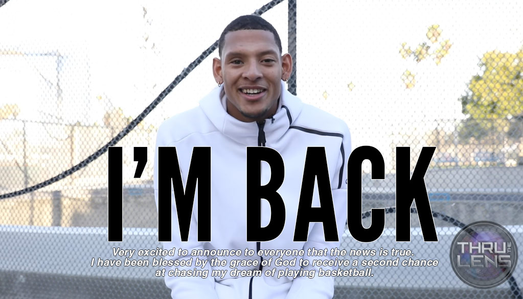 Thru The Lens: Isaiah Austin Has Been Cleared To Play Basketball Again