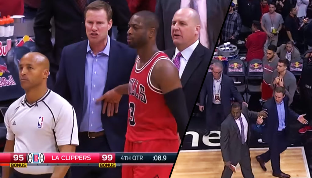 Fred Hoiberg Gets First Career Ejection As Refs Get Whistle Happy Late In Loss To Clippers