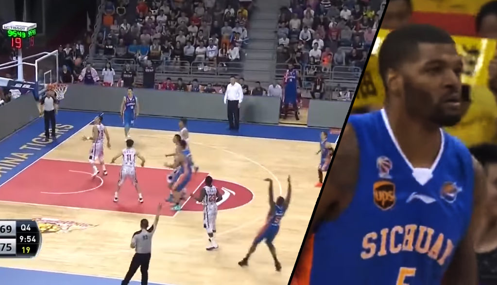 Josh Smith Attempted 18 3-Pointers In 1 Game After Missing All 5 In China Debut!
