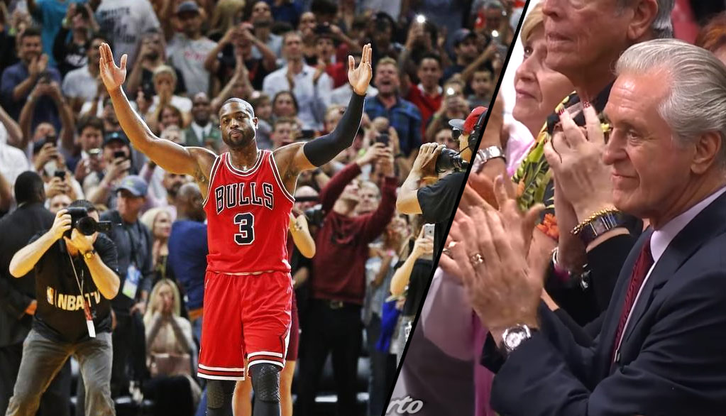 Miami Heat's Emotional Tribute Video For Dwyane Wade