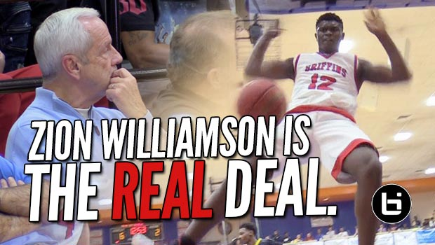 The Zion Williamson Show Continues in Front of Sell Out Crowd!