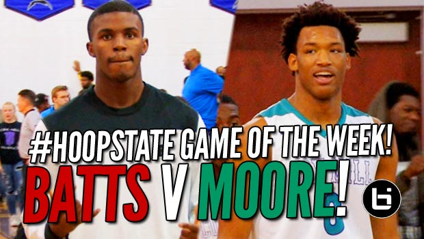 Lavar Batts Jr. v Wendell Moore Jr.: The Battle of Concord Decided in OT! Full Game Highlights!