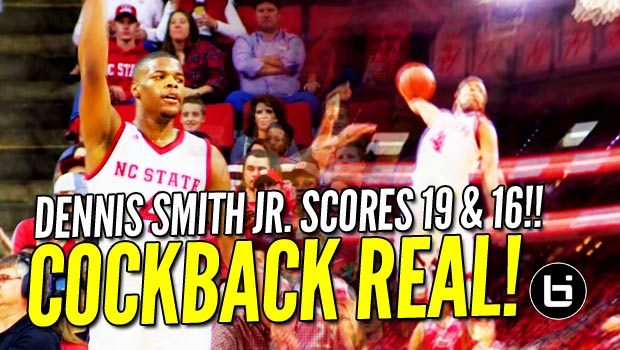 Dennis Smith Jr. & Malik Abu DUNK SHOW in Win over Rider! Game Highlights!