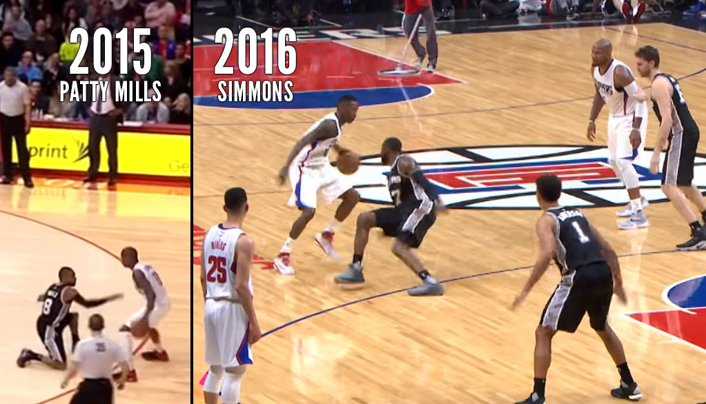 Jamal Crawford's Crossover On Jonathon Simmons Brought Back Bad Memories For Patty Mills